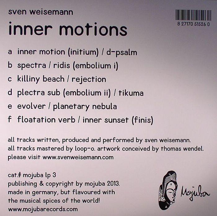 WEISEMANN, Sven - Inner Motions