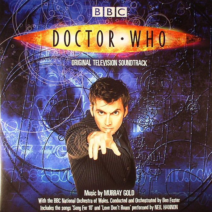 GOLD, Murray/VARIOUS - Doctor Who (Soundtrack)