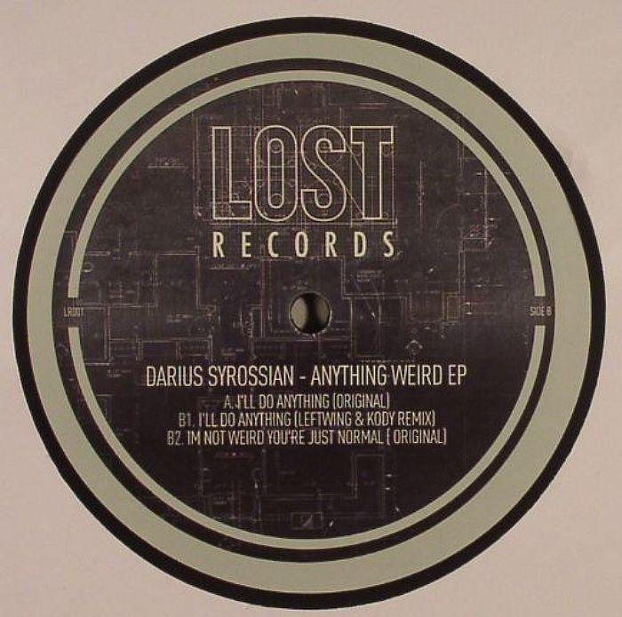 SYROSSIAN, Darius - Anything Weird EP