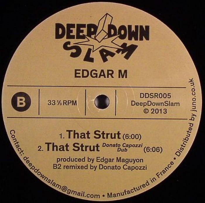 EDGAR M - Off EP