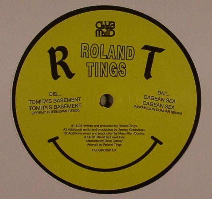 TINGS, Roland - Tomita's Basement