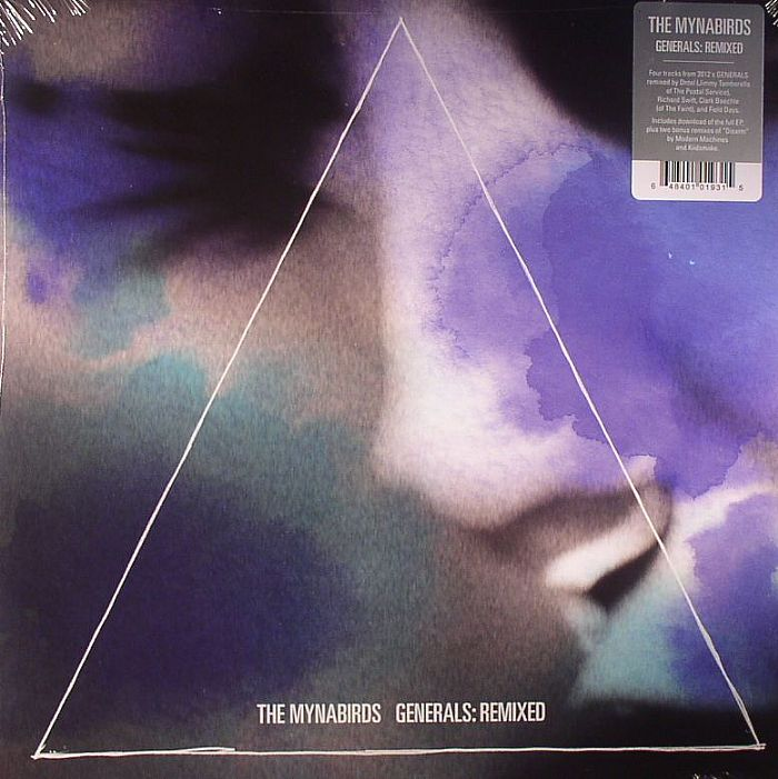 MYNABIRDS, The - Generals Remixed