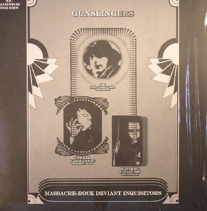 GUNSLINGERS - Massacre Rock Deviant Inquisitors EP