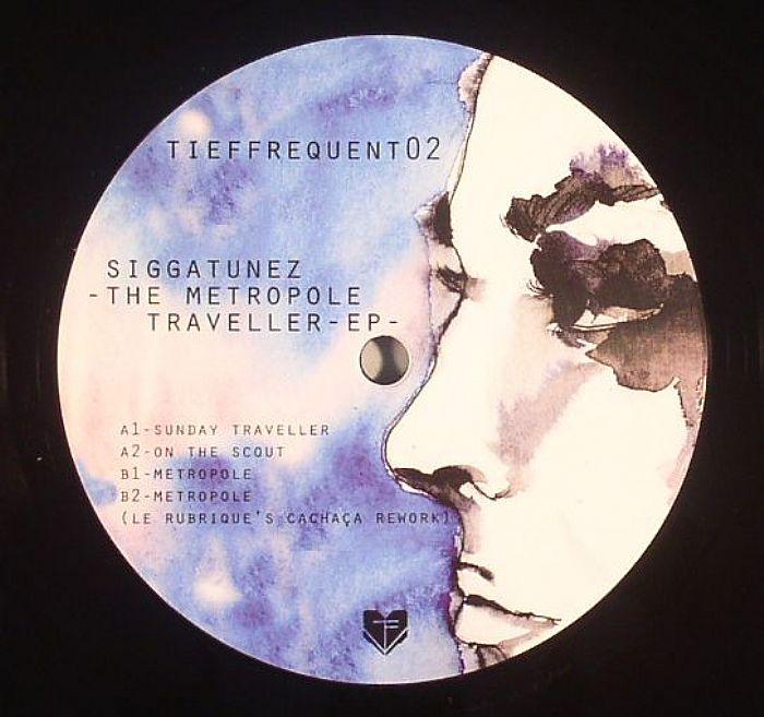 SIGGATUNEZ - Metropole Traveller EP