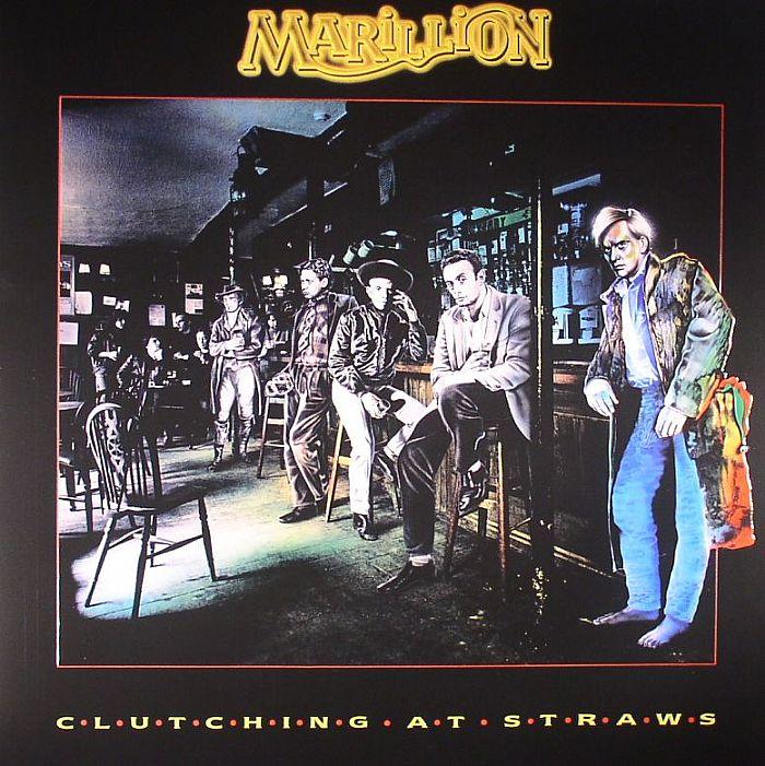 Marillion Clutching At Straws Vinyl At Juno Records
