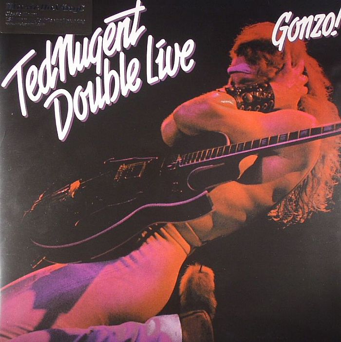 NUGENT, Ted - Double Live Gonzo!