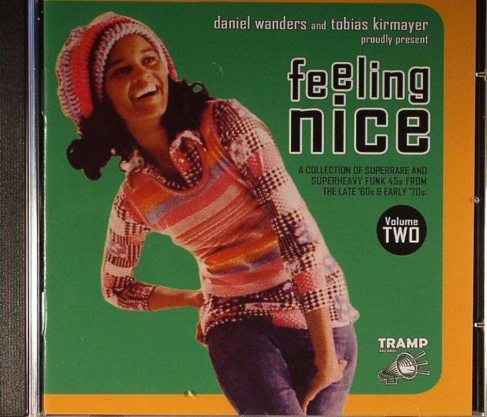 Daniel Wanders Tobias Kirmayer Various Feeling Nice Vol 2