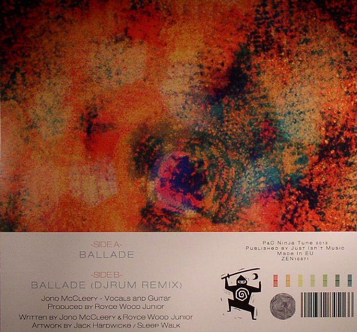 McCLEERY, Jono - Ballade