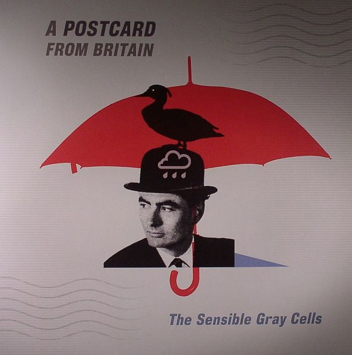 The Sensible Gray Cells A Postcard From Britain Vinyl At