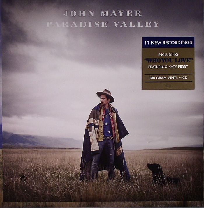 john mayer paradise valley vinyl at juno records. Black Bedroom Furniture Sets. Home Design Ideas