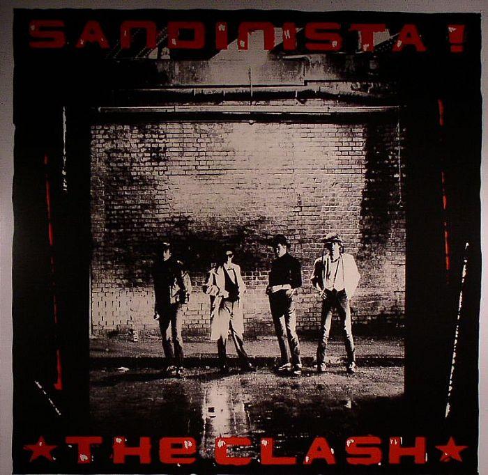 CLASH, The - Sandinista!