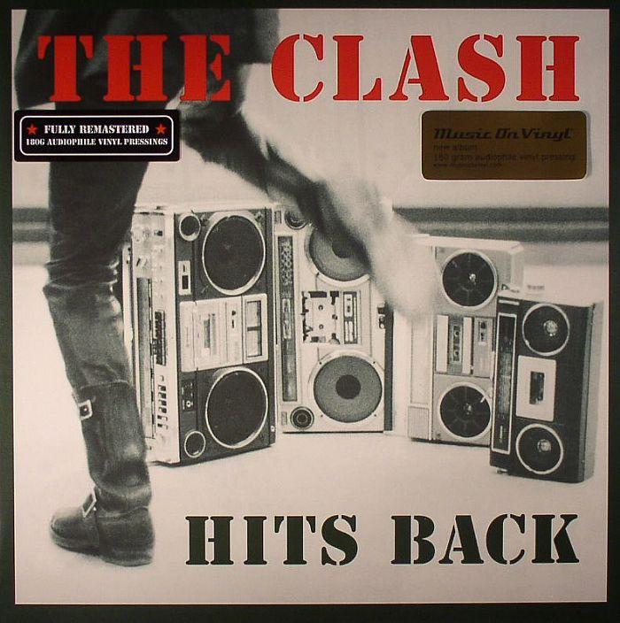 The Clash Hits Back Remastered Vinyl At Juno Records
