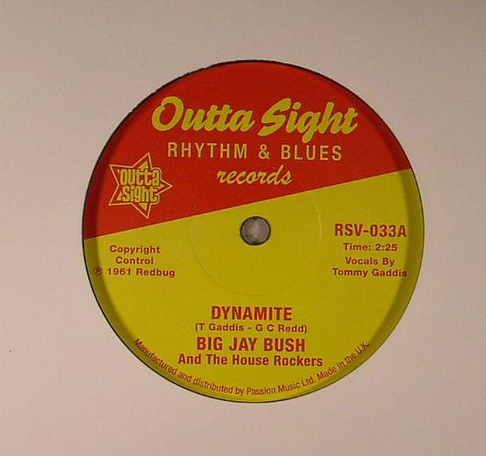 BIG JAY BUSH & THE HOUSE ROCKERS/ELI LEE - Dynamite