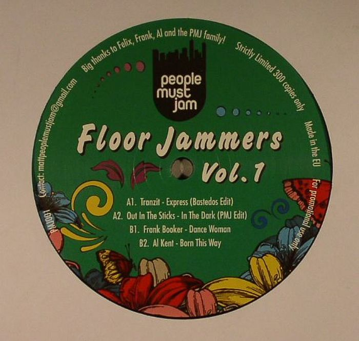 GRANZIT/OUT IN THE STICKS/FRANK BOOKER/AL KENT - Floor Jammers Vol 1