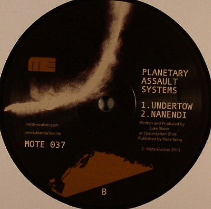 PLANETARY ASSAULT SYSTEMS - No Exit