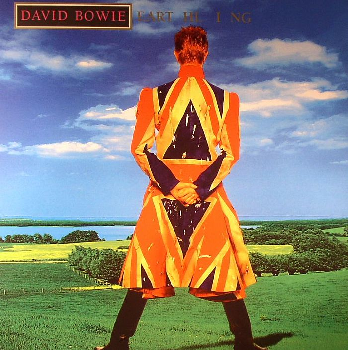 David Bowie Earthling Vinyl At Juno Records