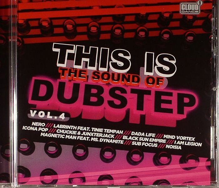VARIOUS - This Is The Sound Of Dubstep Vol 4