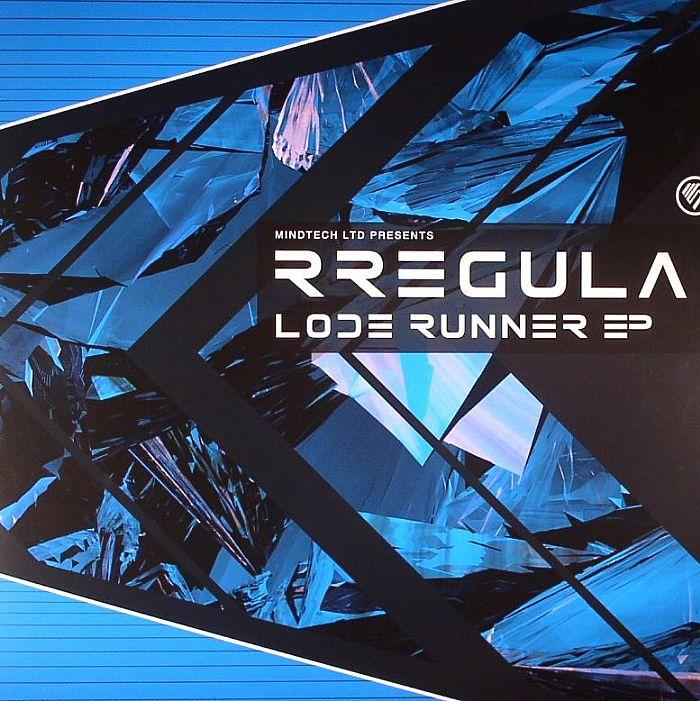 RREGULA - Lode Runner EP