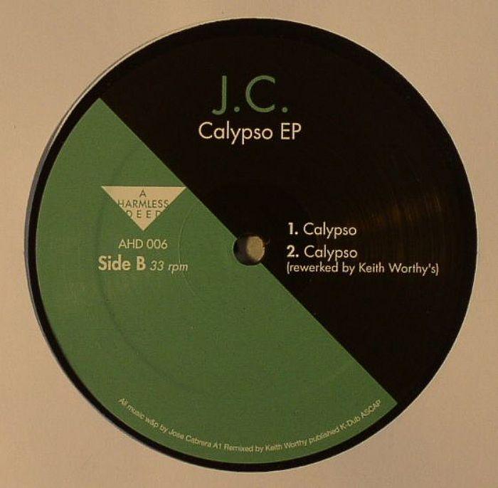 JC - Calypso EP