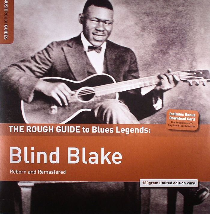 Blind Blake The Rough Guide To Blues Legends Blind Blake
