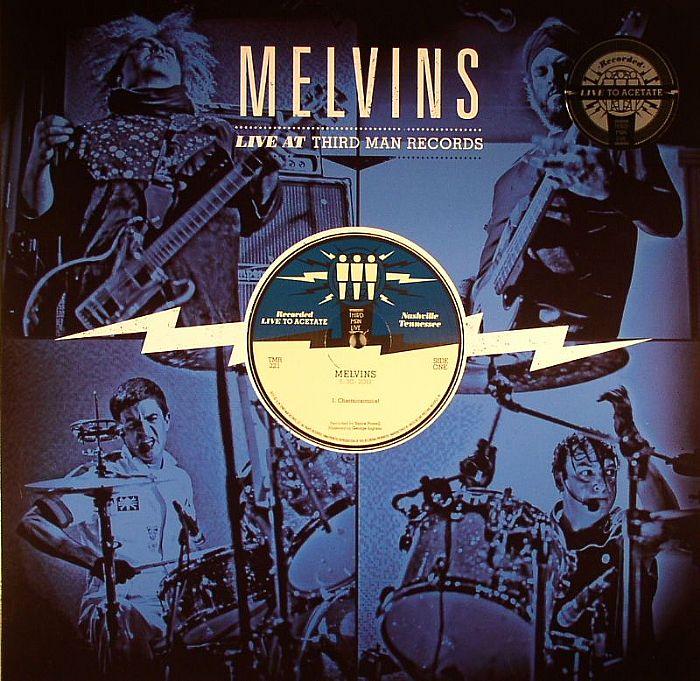 MELVINS, The - Live At Third Man Records 05-30-2013