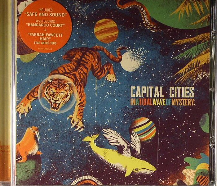 Capital Cities In A Tidal Wave Of Mystery Vinyl At Juno