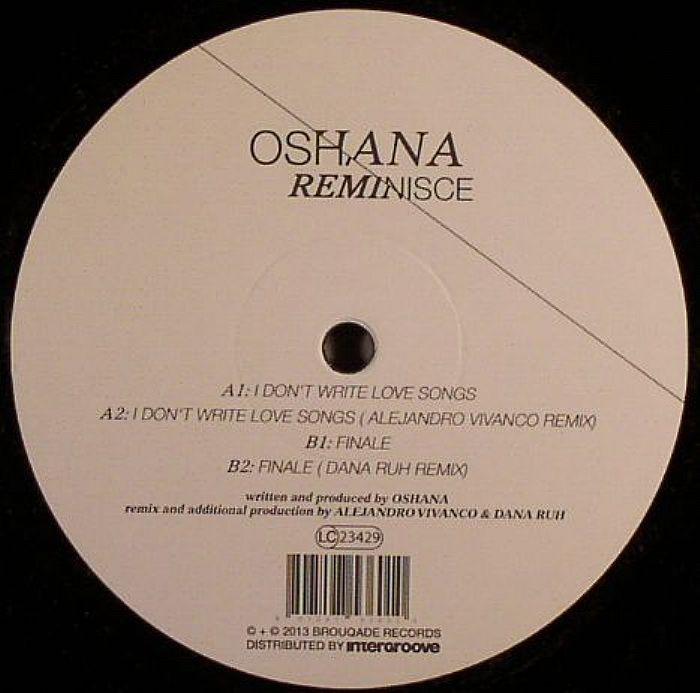 OSHANA - Reminisce