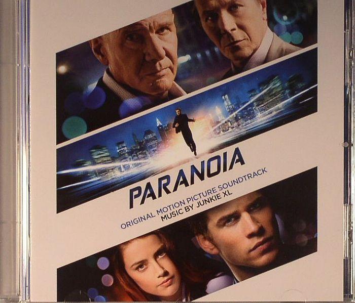 JUNKIE XL - Paranoia (Soundtrack)