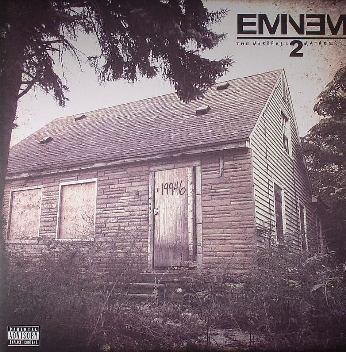 EMINEM The Marshall Mathers LP 2 vinyl at Juno Records.