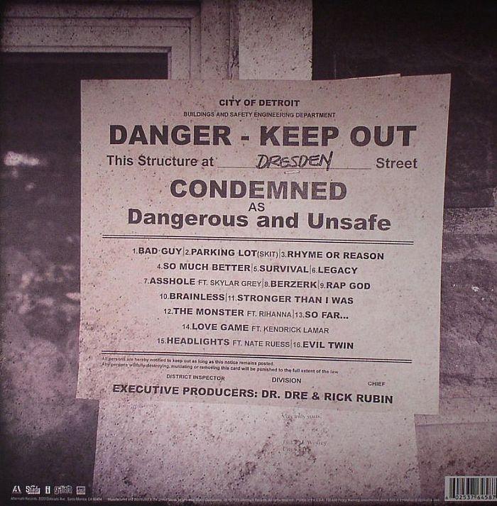 Eminem marshall mathers lp 2 tracklist