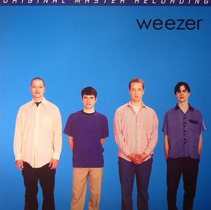 Weezer Weezer The Blue Album Vinyl At Juno Records