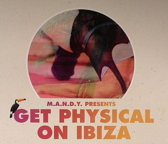 MANDY/VARIOUS - Get Physical On Ibiza