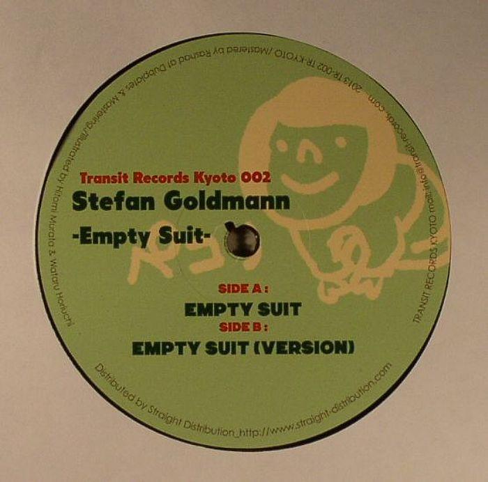 GOLDMANN, Stefan - Empty Suit