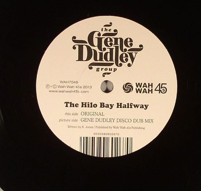 GENE DUDLEY GROUP, The - The Hilo Bay Halfway