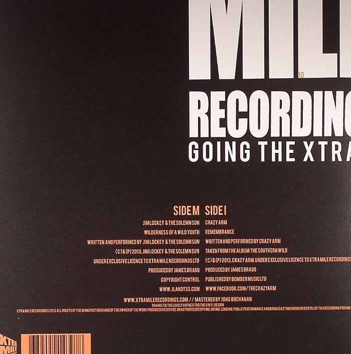 LOCKEY, Jim/THE SOLEMN SUN/CRAZY ARM - Xtra Mile Singles Sessions