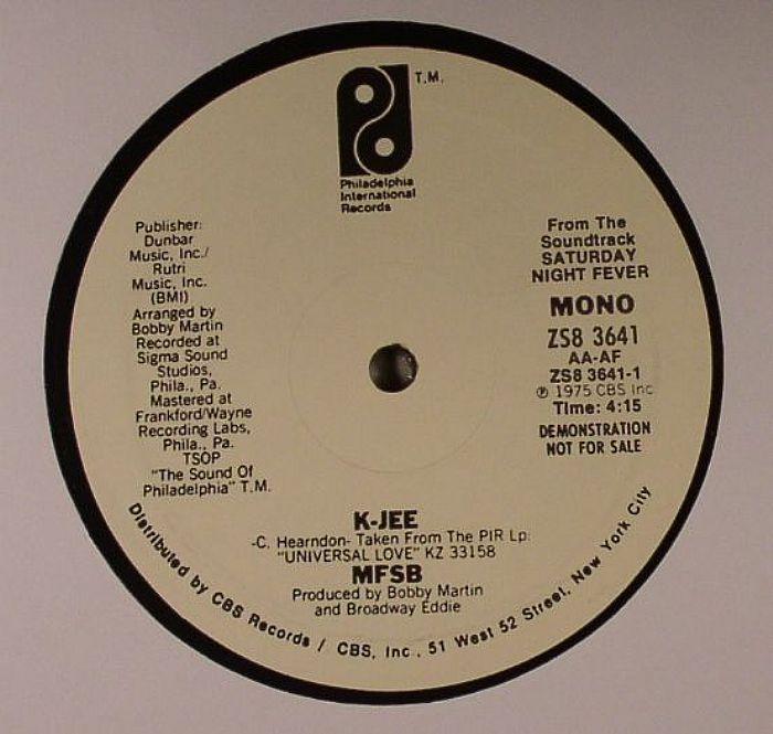 MFSB - K-Jee