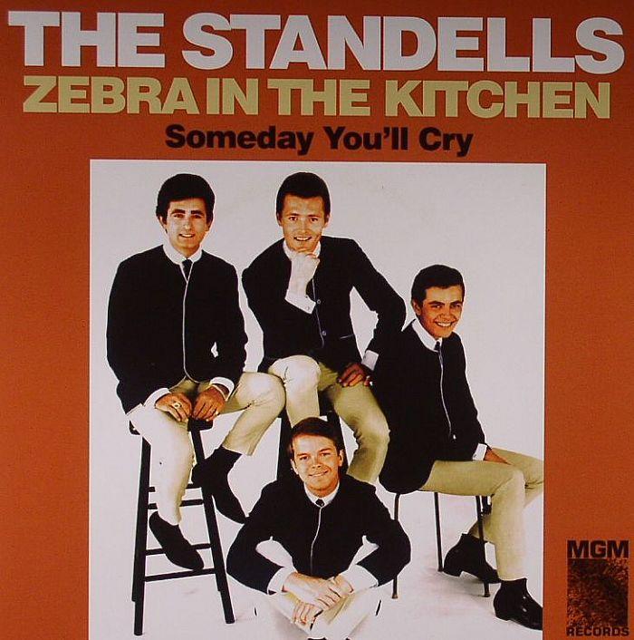 STANDELLS, The - Zebra In The Kitchen