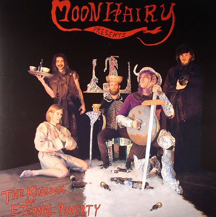 MOONHAIRY - The Kingdom Of Eternal Poverty