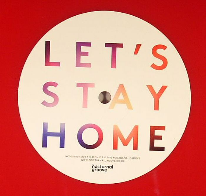 KNUCKLES, Frankie presents DIRECTOR'S CUT/INAYA DAY - Let's Stay Home
