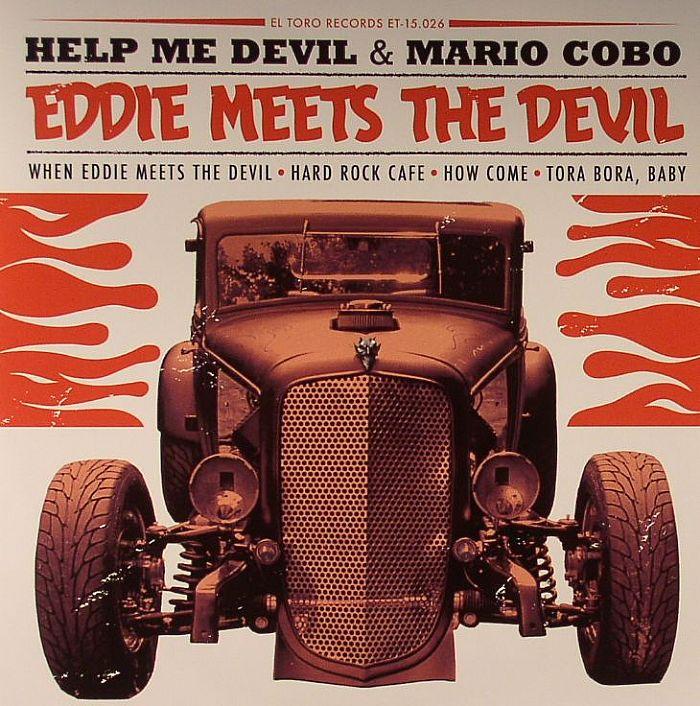 HELP ME DEVIL/MARIO COBO - When Eddie Meets The Devil