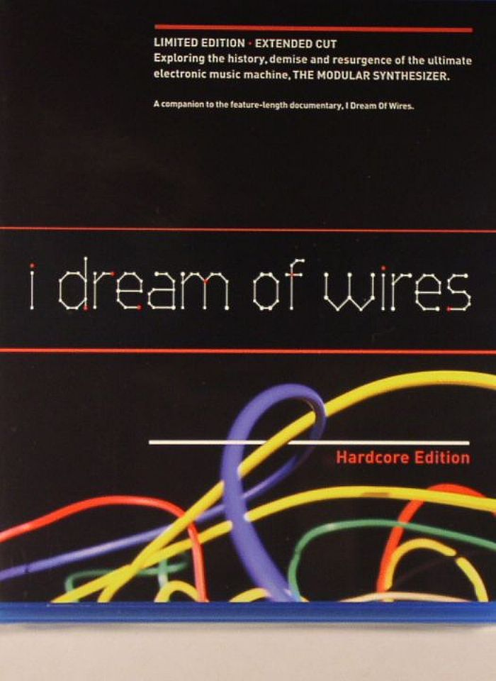 I DREAM OF WIRES - I Dream Of Wires: Hardcore Edition (blu-ray)