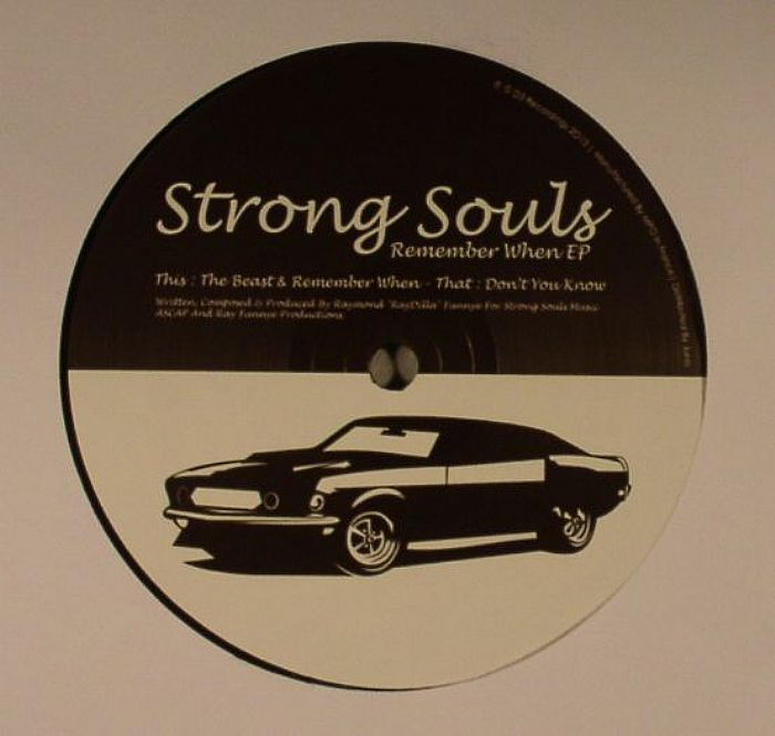 STRONG SOULS - Remember When EP