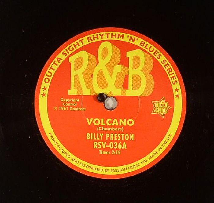 Billy Preston Ed Townsend Volcano Vinyl At Juno Records