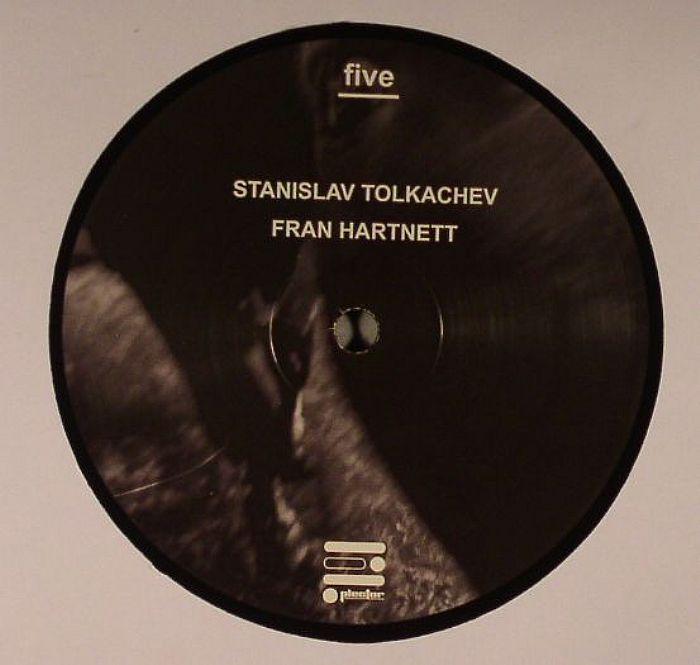 TOLKACHEV, Stanislav/FRAN HARTNETT - Five