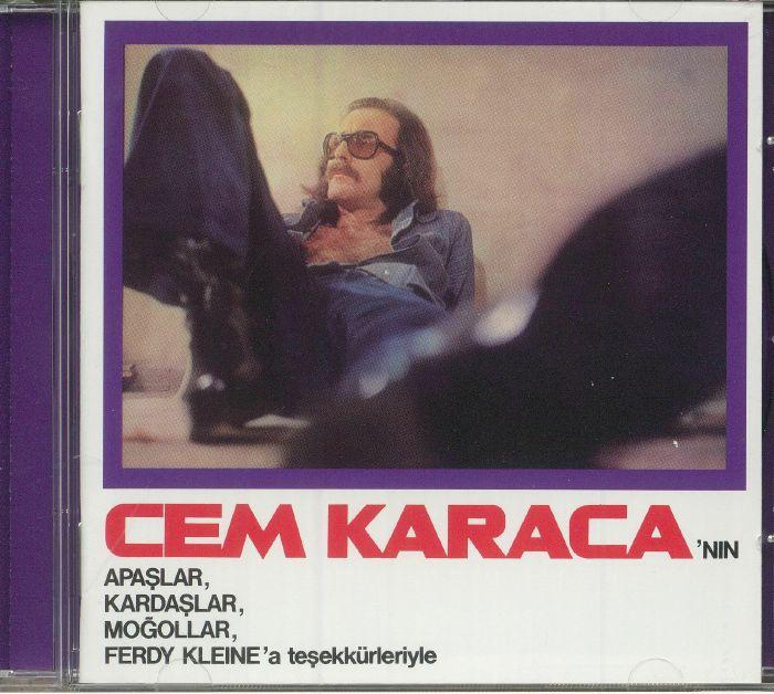 KARACA, Cem - Apaslar Kardaslar Mogollar Ferdy Klein Tesekkurleriyle (remastered)