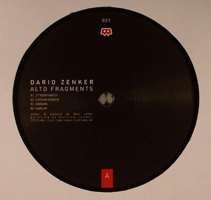 ZENKER, Dario - Alto Fragments