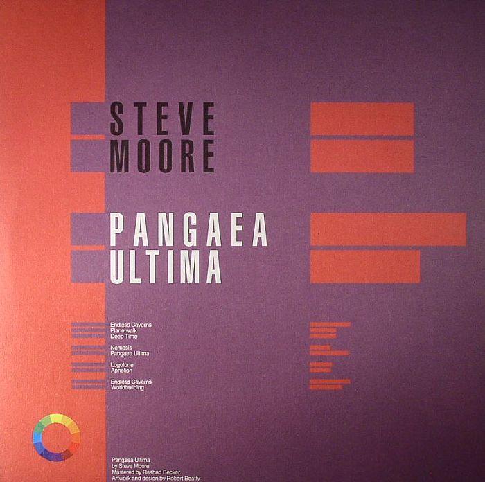 MOORE, Steve - Pangaea Ultima