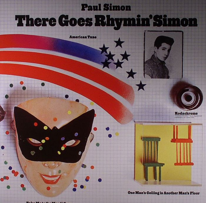 Paul Simon There Goes Rhymin Simon Record Store Day Black