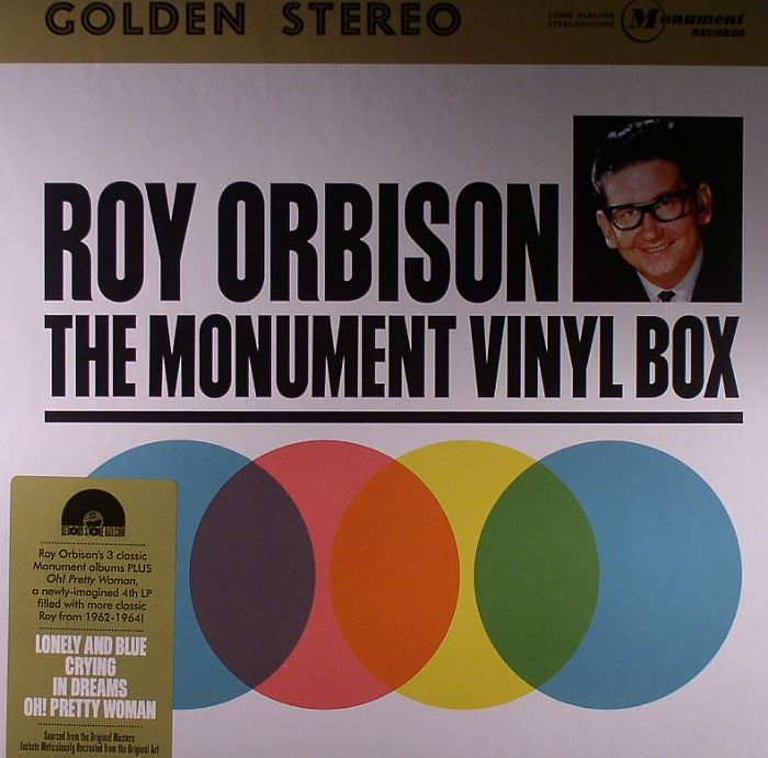 ORBISON, Roy - Monument Vinyl Box (Record Store Day Black Friday)