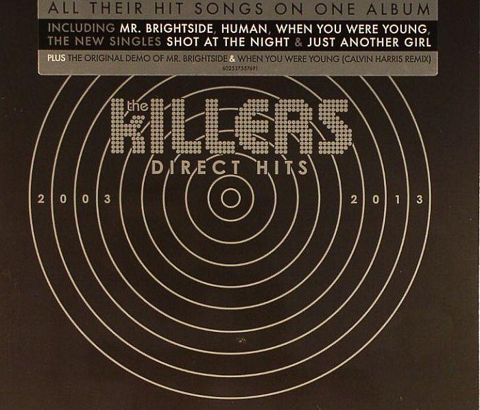 The Killers Direct Hits Vinyl At Juno Records
